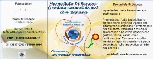 BANANE-MARMELLATA